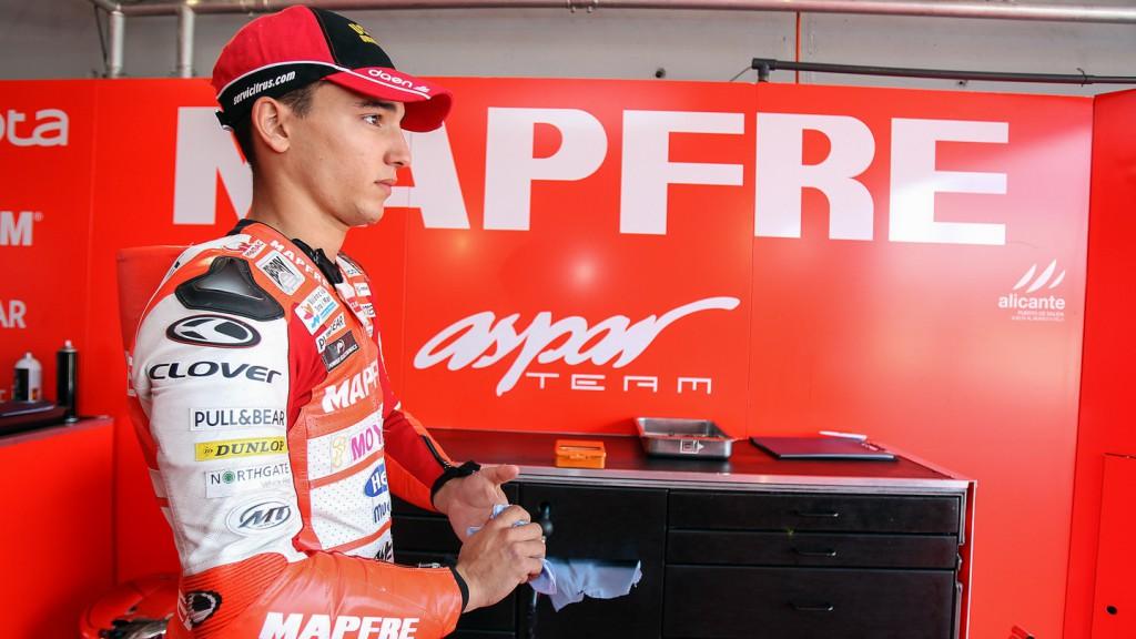 Juanfran Guevara, Mapfre Aspar Team Moto3, ARA FP2