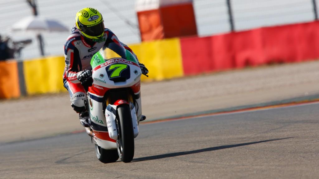 Lorenzo Baldassarri, Gresini Moto2, ARA FP1