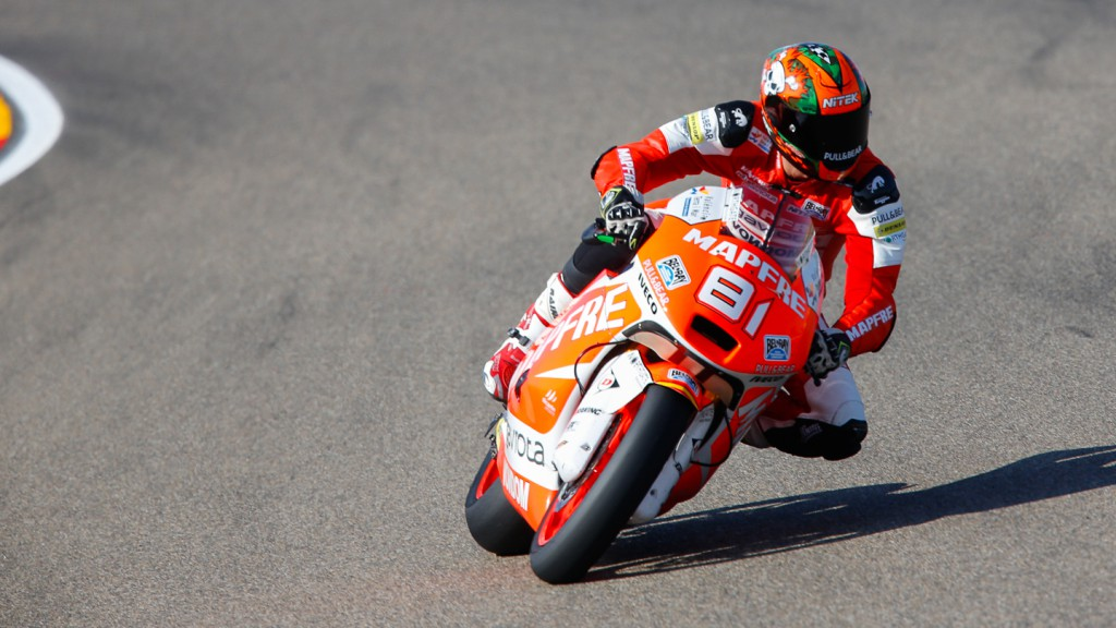 Jordi Torres, Mapfre Aspar Team Moto2, ARA FP1