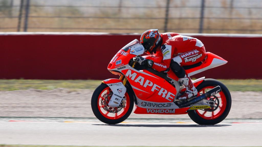 Jordi Torres, Mapfre Aspar Team Moto2, ARA FP2