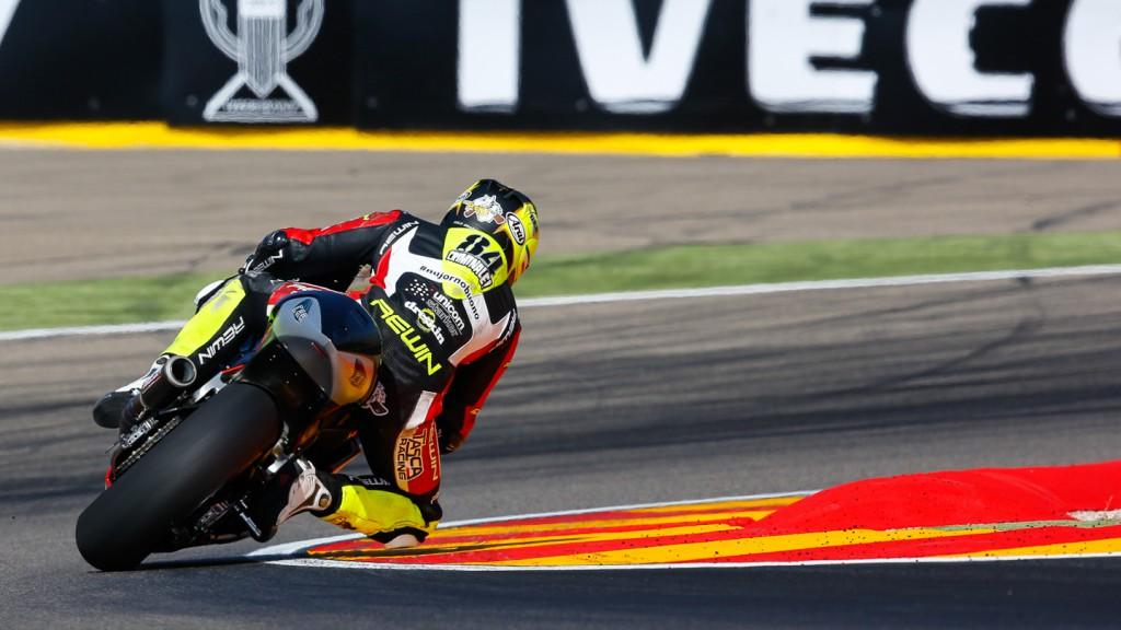 Riccardo Russo, Tasca Racing Moto2, ARA FP2
