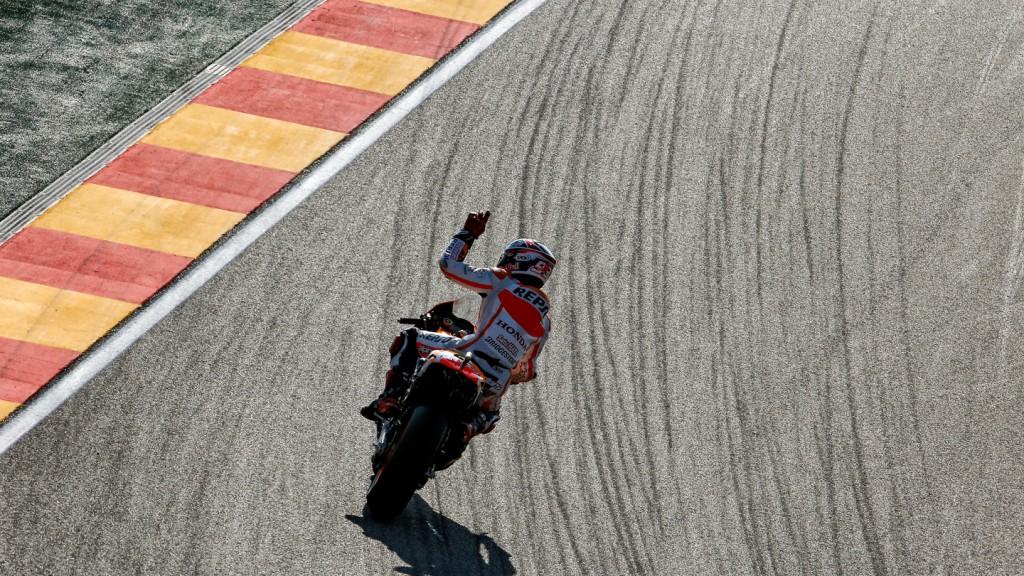 Marc Marquez, Repsol Honda Team, ARA FP2