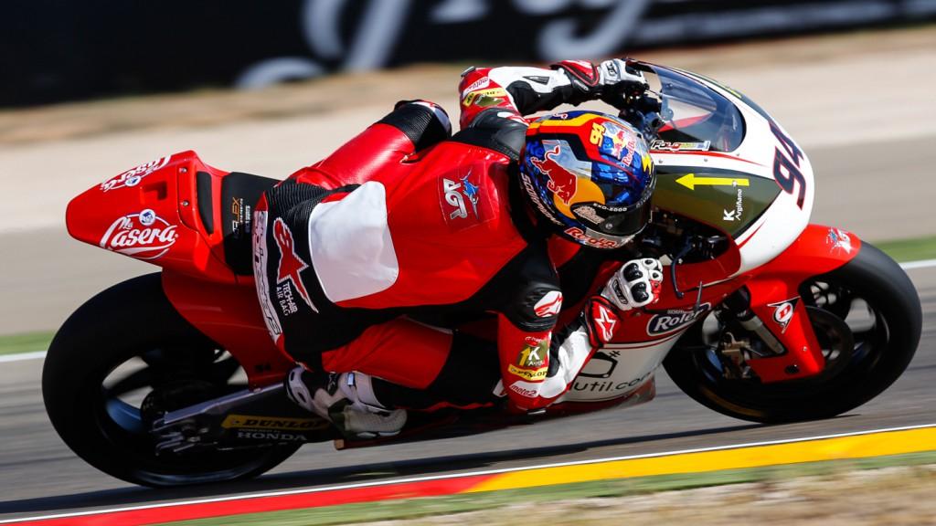 Jonas Folger, AGR Team, ARA FP1