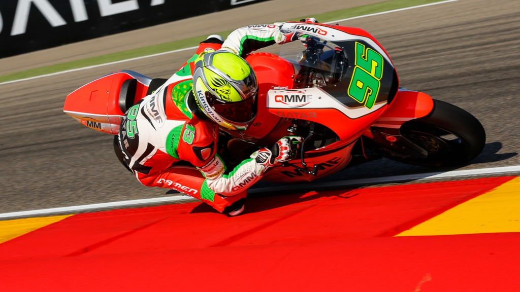 Anthony West, QMMF Racing Team, ARA FP2