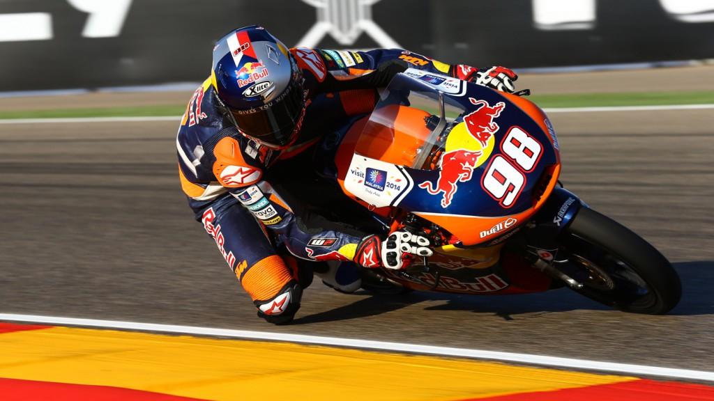 Karel Hanika, Red Bull KTM Ajo, ARA FP2