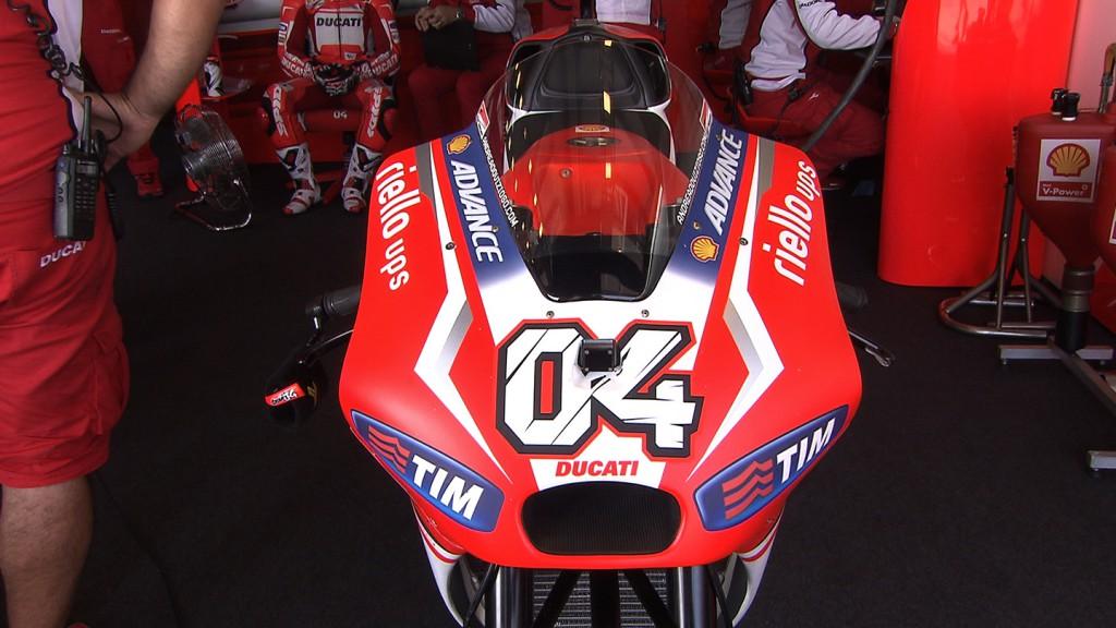 GP14.2, Ducati Team, ARA
