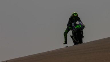 Valentino Rossi, Movistar Yamaha MotoGP, ARA FP2