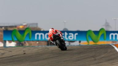 Andrea Dovizioso, Ducati Team, ARA Q2