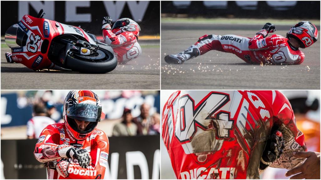Andrea Dovizioso, Ducati Team, ARA Q2 © Copyright Xavi Bonilla