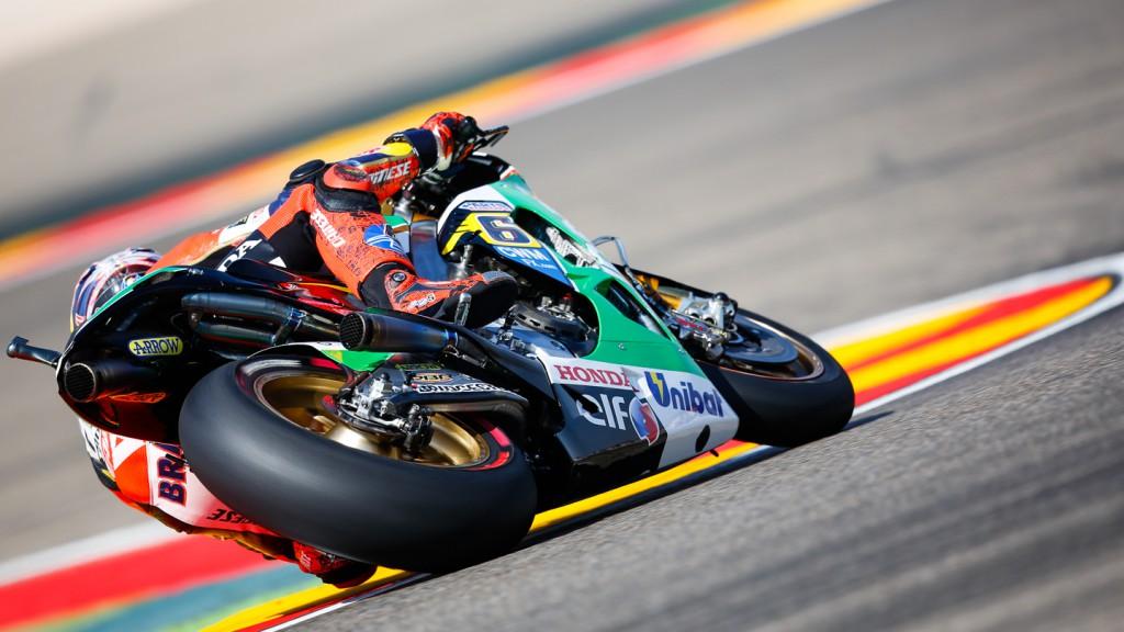 Stefan Bradl, LCR Honda MotoGP, ARA FP3