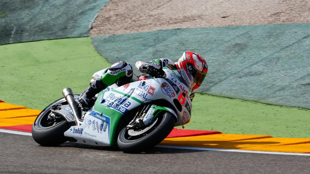 Hector Barbera, Avintia Racing, ARA Q2