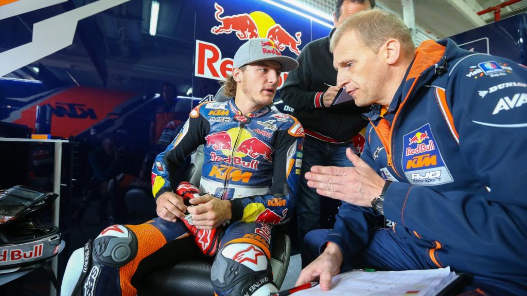 Jack Miller, Red Bull KTM Ajo, ARA QP