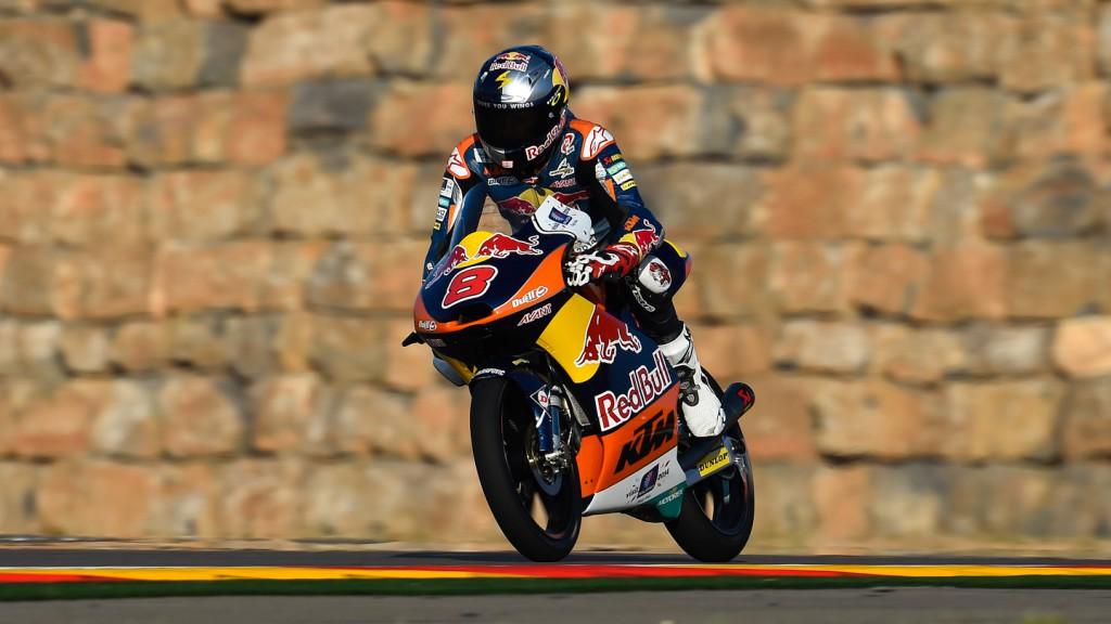 Jack Miller, Red Bull KTM Ajo, ARA FP3