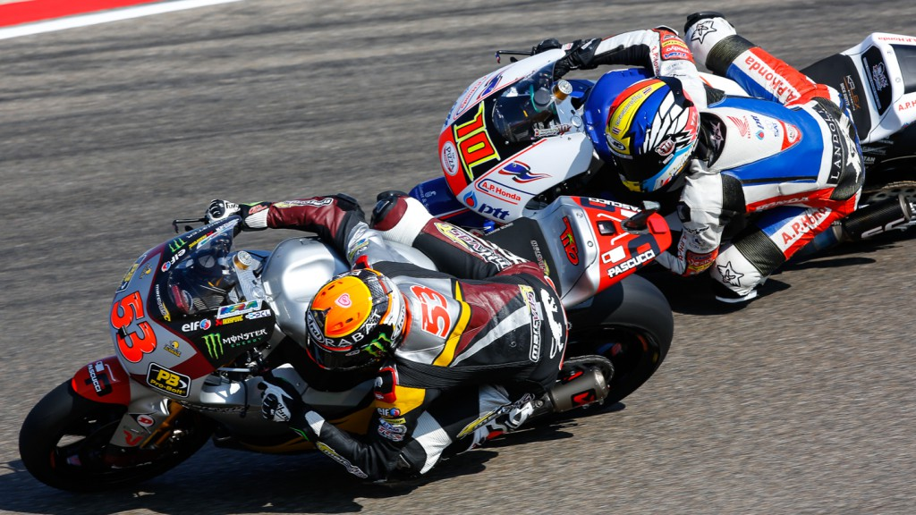 Esteve Rabat, Marc VDS Racing Team, ARA QP