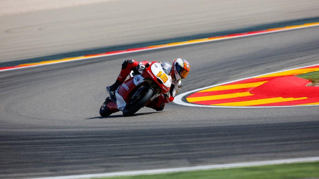 Andrea Migno, Mahindra Racing, ARA QP