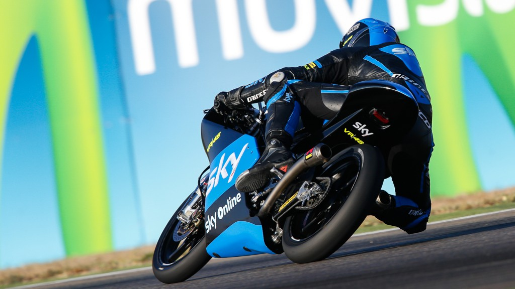 Francesco Bagnaia, SKY Racing Team  VR46, ARA QP