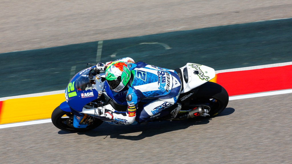 Franco Morbidelli, Italtrans Racing Team, ARA QP