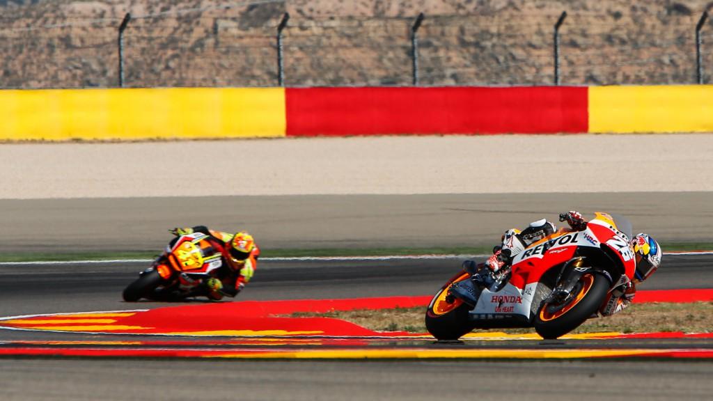 Dani Pedrosa, Repsol Honda Team, ARA Q2