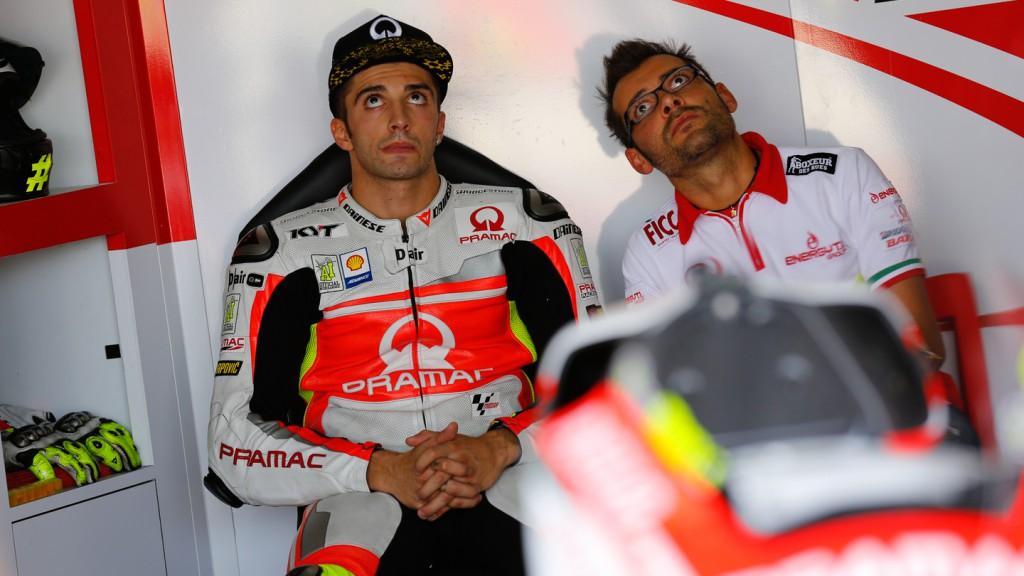 Andrea Iannone, Pramac Racing, ARA Q2