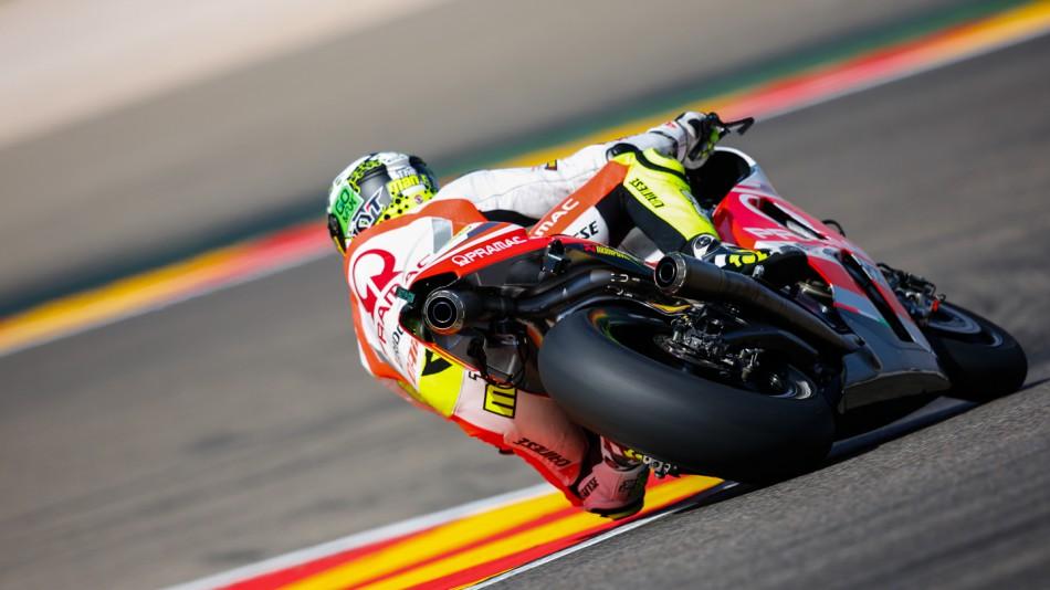 motogp.com · Andrea Iannone, Pramac Racing, ARA Q2