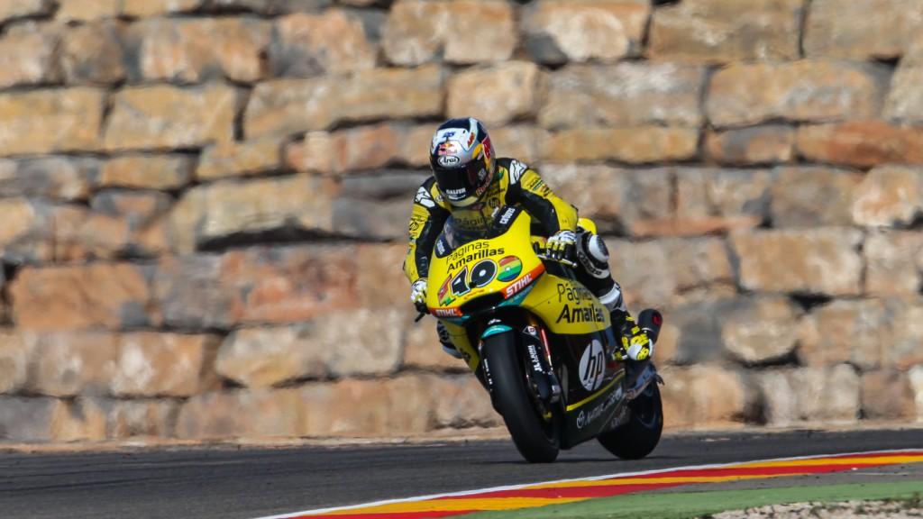 Maverick Viñales, Paginas Amarillas HP 40, ARA FP3