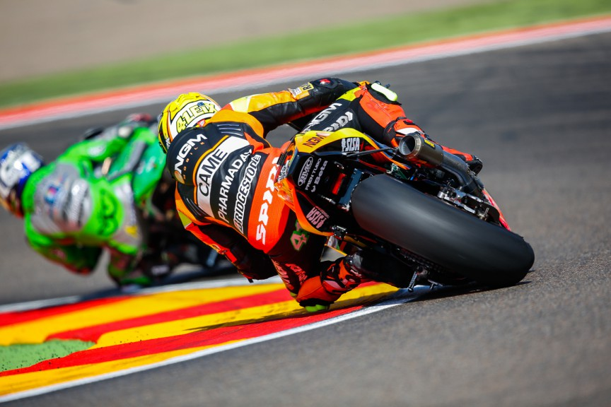 Aleix Espargaro, NGM Forward Racing, ARA FP4