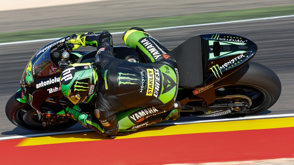 Pol Espargaro, Monster Yamaha Tech 3, ARA Q2