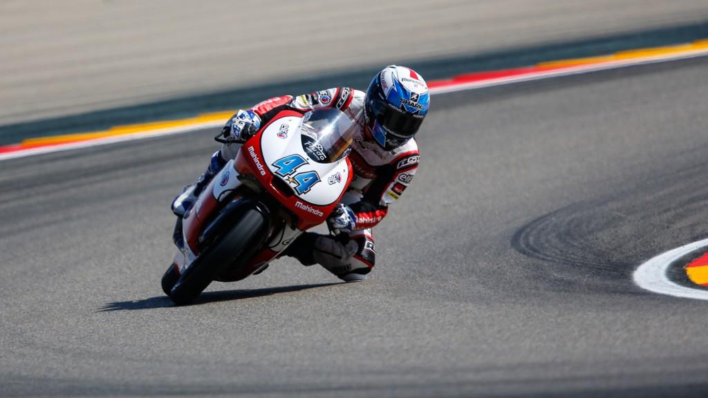 Miguel Oliveira, Mahindra Racing, ARA FP3