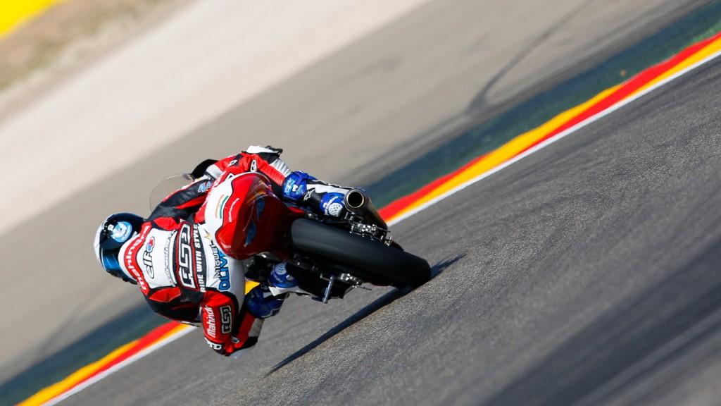 Miguel Oliveira, Mahindra Racing, ARA QP