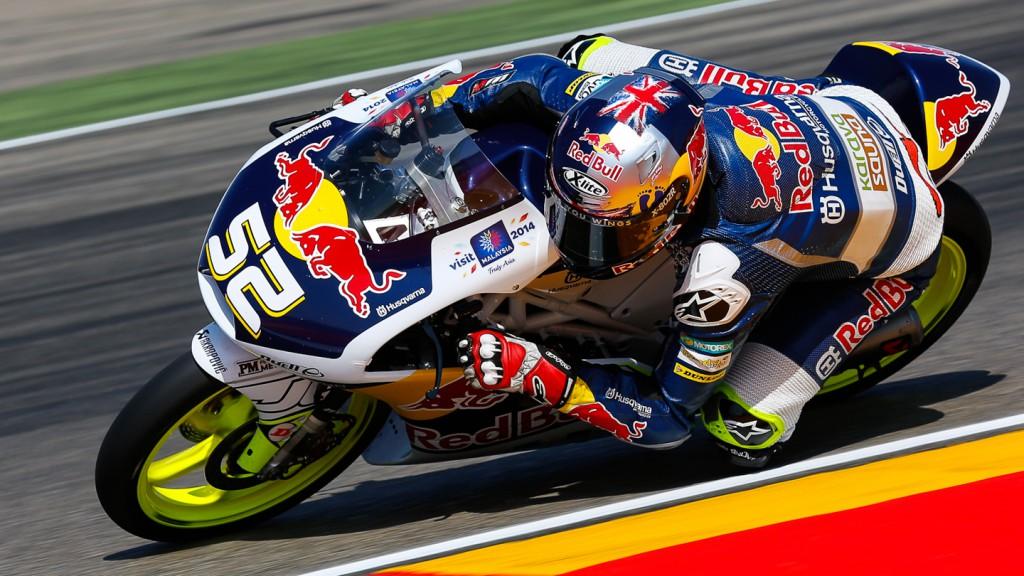 Danny Kent, Red Bull Husqvarna Ajo, ARA QP