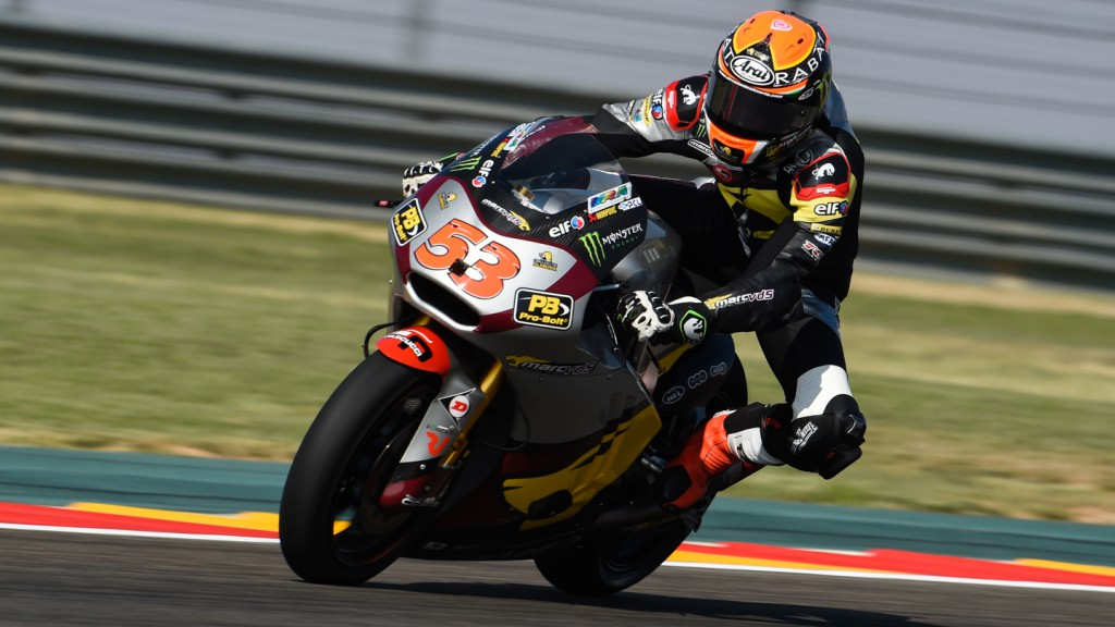 Esteve Rabat, Marc VDS Racing Team, ARA FP3