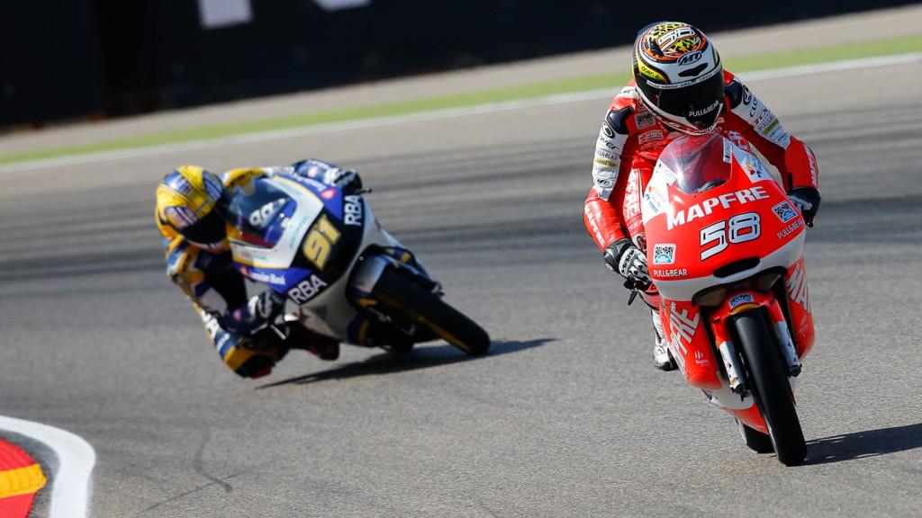 Juanfran Guevara, Mapfre Aspar Team Moto3, ARA QP