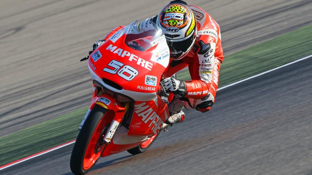 Juanfran Guevara, Mapfre Aspar Team Moto3, ARA FP3
