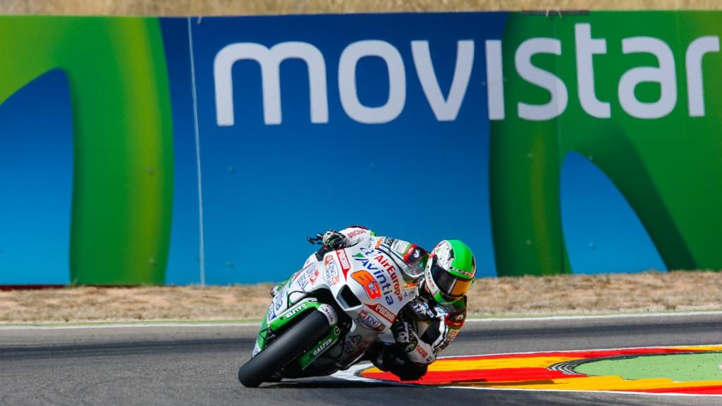 Mike Di Meglio, Avintia Racing, ARA Q1
