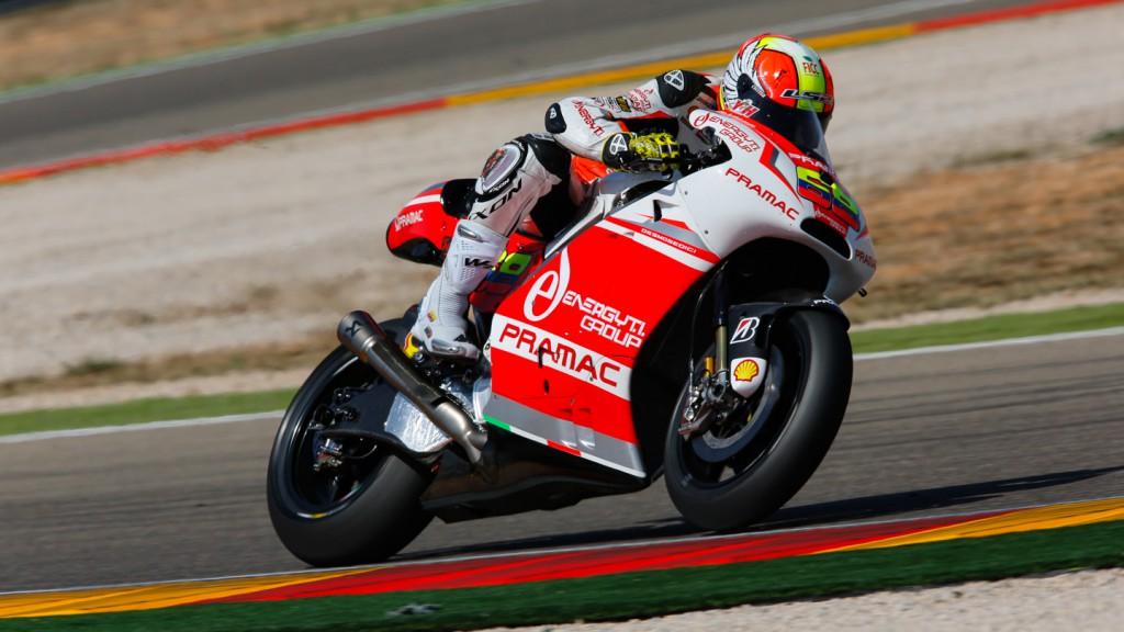 Yonny Hernandez, Pramac Racing, ARA Q1