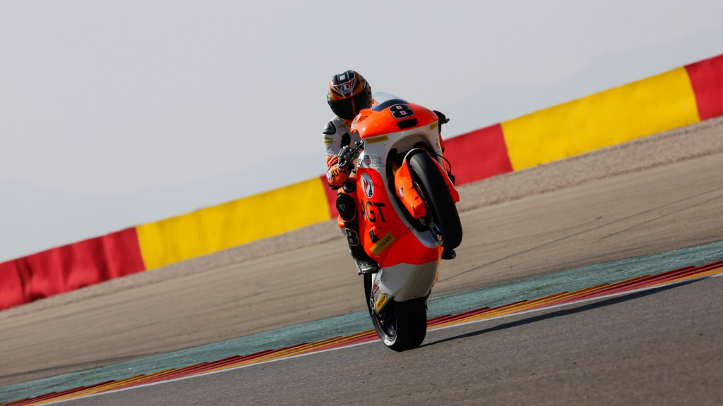 Gino Rea, AGT REA Racing, ARA QP