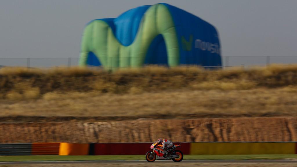 Marc Marquez, Repsol Honda Team, ARA Q2