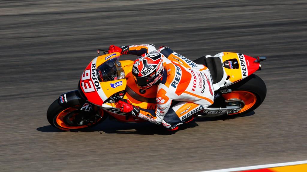 Marc Marquez, Repsol Honda Team, ARA FP3