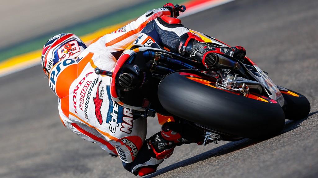 Marc Marquez, Repsol Honda Team, ARA FP4