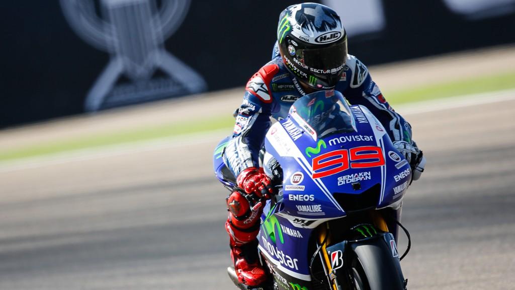 Jorge Lorenzo, Movistar Yamaha MotoGP, ARA Q2