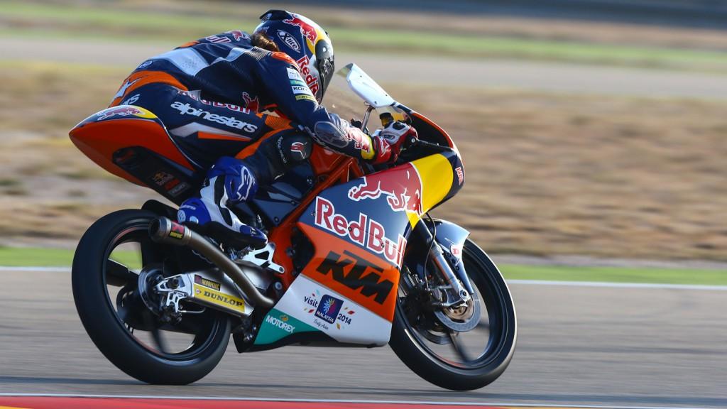 Karel Hanika, Red Bull KTM Ajo, ARA QP