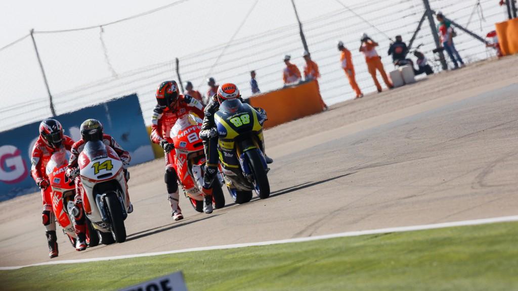 Moto2 Action, ARA QP