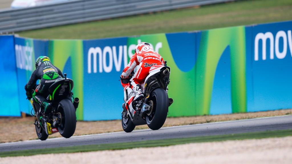 Andrea Dovizioso, Ducati Team, ARA RACE