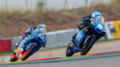 Romano Fenati, SKY Racing Team  VR46, ARA RACE