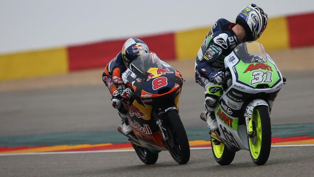 Niklas Ajo, Jack Miller, Avant Tecno Husqvarna Ajo, Red Bull KTM Ajo, ARA RACE