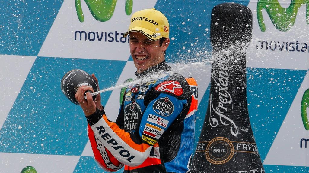 Alex Marquez, Estrella Galicia 0,0, ARA RACE