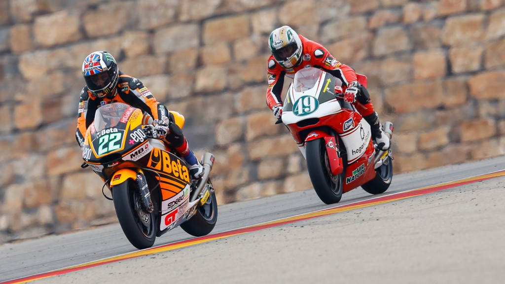 Sam Lowes, Axel Pons, Speed Up, AGR Team, ARA RACE