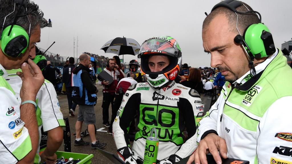 Niccolò Antonelli, Junior Team GO&FUN Moto3, ARA RACE