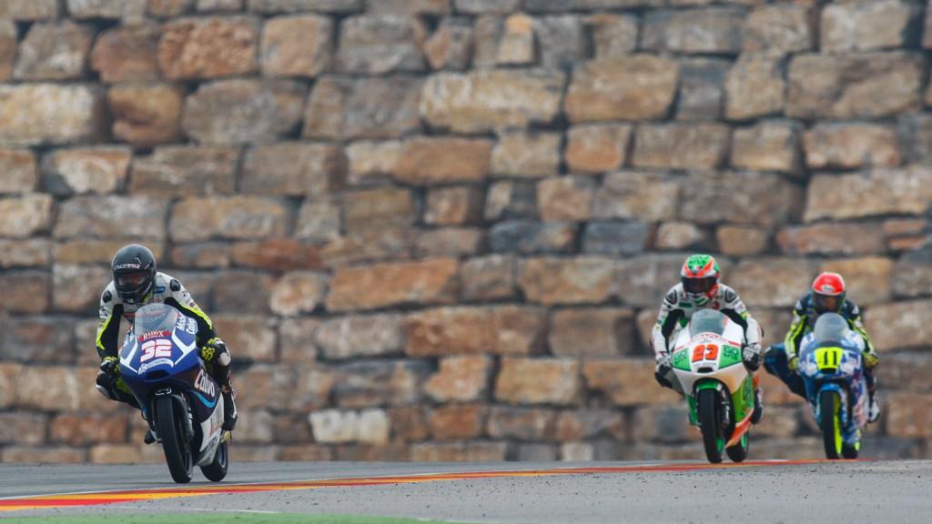 Isaac Viñales, Calvo Team, ARA RACE