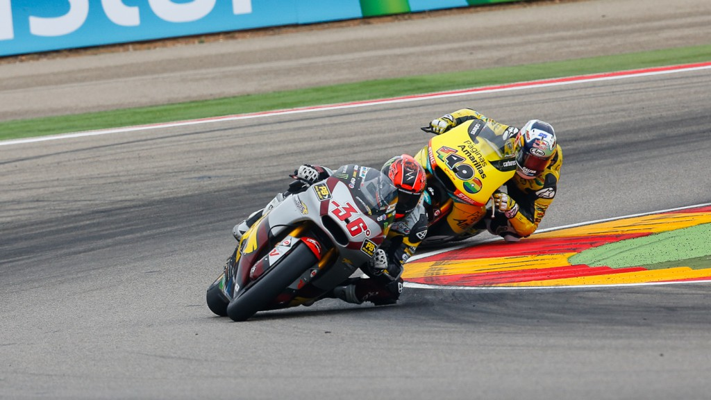 Mika Kallio, Maverick Viñales, Marc VDS Racing Team, Paginas Amarillas HP 40, ARA RACE